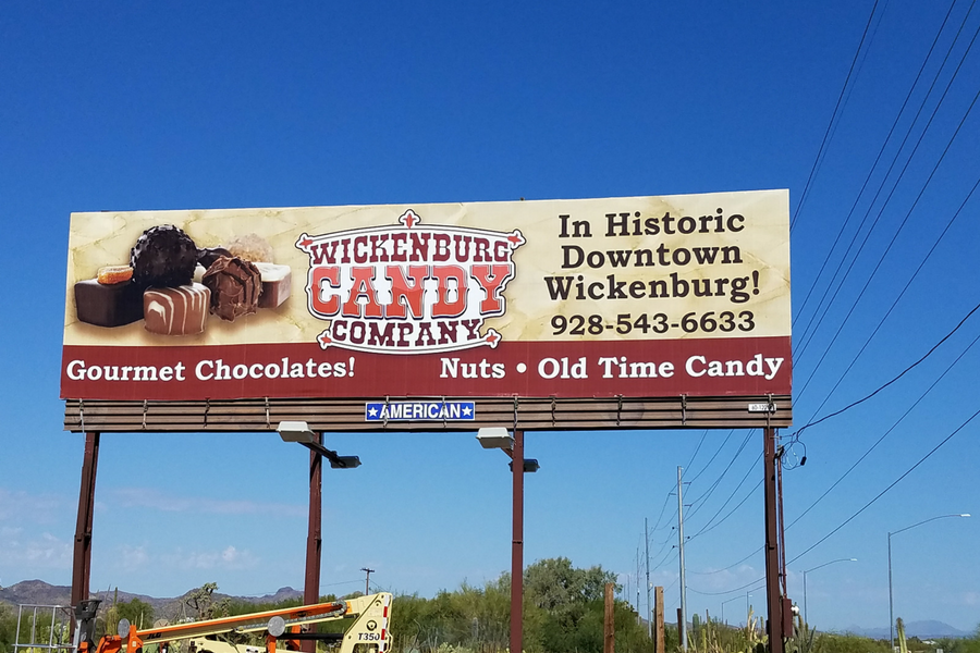 Wickenburg Candy Static Bulletin